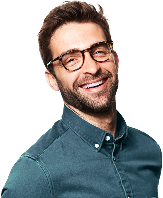 fashion optical eyewear men